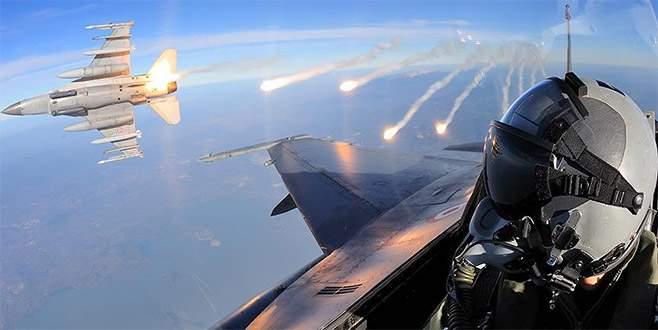 TSK'ya ayrılan pilotlar için 'dön' emri yetkisi