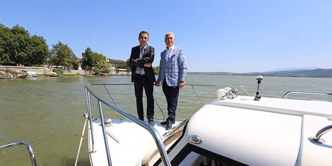 'Misi ve Gölyazı'da düzen kuruyoruz'