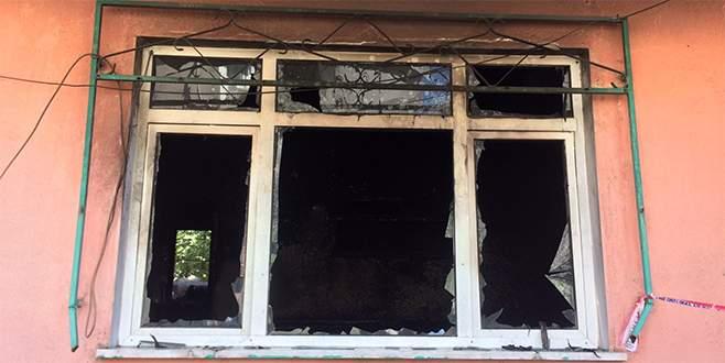 Bursa'da yangın! 2 yaşındaki çocuk hayatını kaybetti