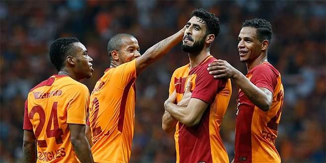 Galatasaray kayıpsız devam ediyor