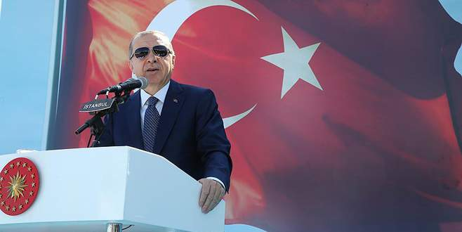 Cumhurbaşkanı Erdoğan yeni emniyet külliyesinin adresini açıkladı