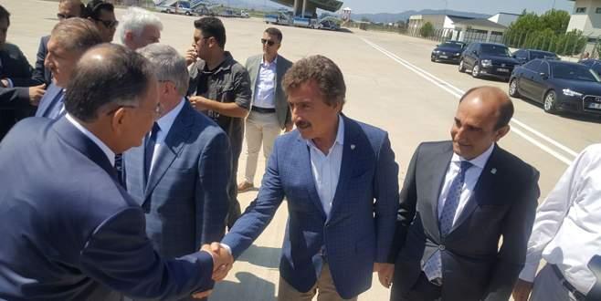 Çevre ve Şehircilik Bakanı Bursa'da