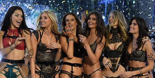 Victoria's Secret 'melekler'i belli oldu