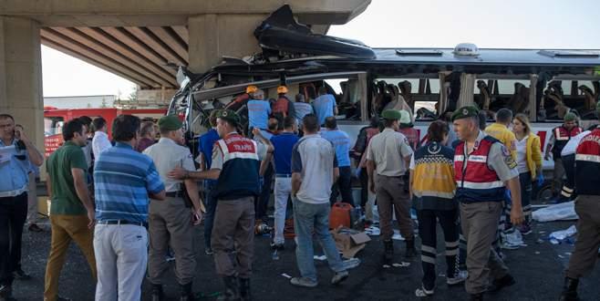 Frensiz facia! Ankara yolundaki kazada kan donduran detay…