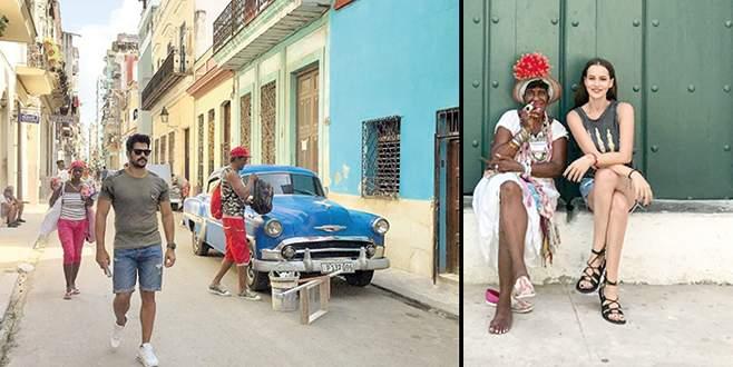 Küba'da ikinci balayı