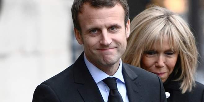 Macron'un makyaj masrafı 26 bin Euro