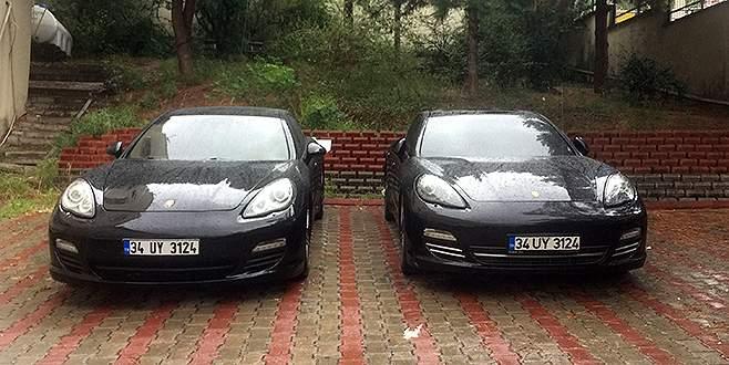 İkiz araçların hikayesi polisi bile şaşırttı