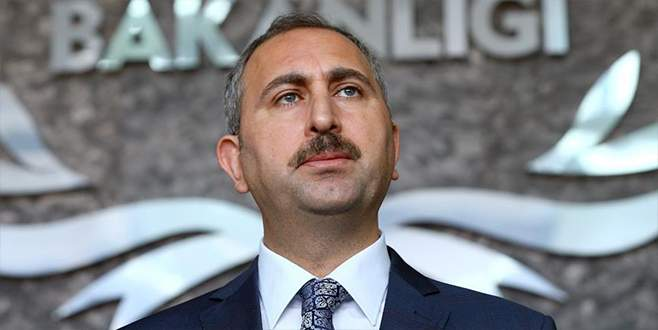 Adalet Bakanı'ndan 'Adil Öksüz' açıklaması