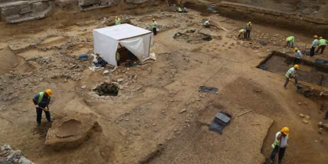 Metro kazısındaki bulgular kent tarihini değiştirecek