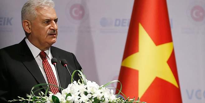 'Asya kıtasındaki ülkelerle ticari bağlantılarımızı güçlendireceğiz'