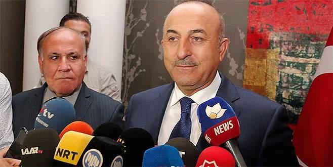 'Irak'ın bütünlüğünü ve Kürt kardeşlerimizin haklarını savunuyoruz'