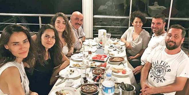 Bursa'ya eğlenceli veda