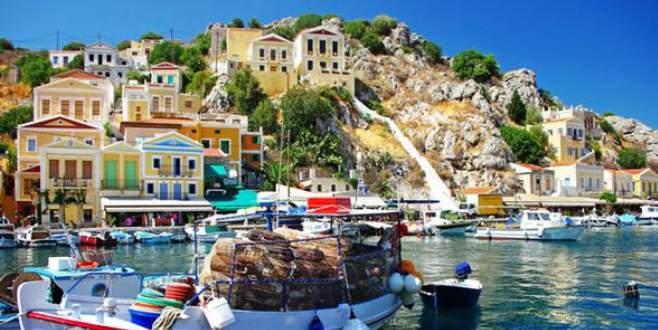 Yunanistan'a vize kalkarsa…