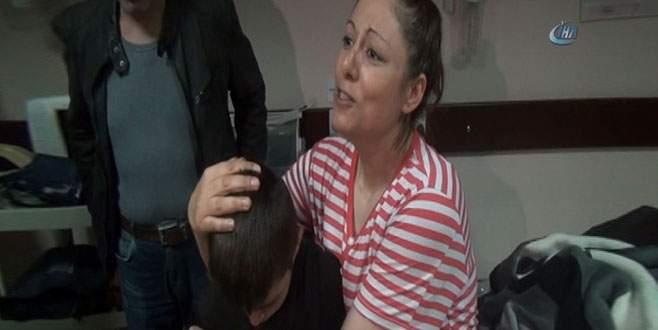 Kaçırılan çocuk nefes kesen operasyonla kurtarıldı