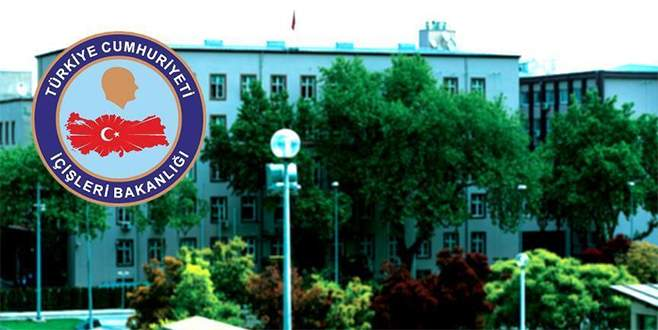 İçişleri Bakanlığı'ndan Erdoğan Akhanlı açıklaması