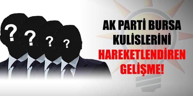 AK Parti Bursa kulislerini hareketlendiren gelişme! 4 isim Ankara'ya davet edildi