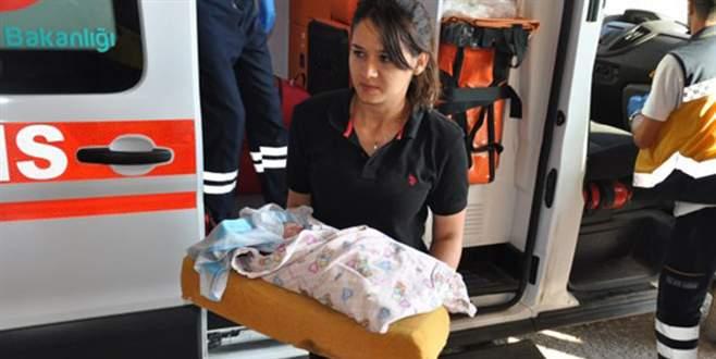 Vicdansızlık: Yeni doğmuş bebek çöp poşetinde bulundu