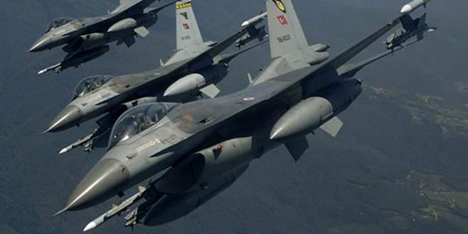 3 PKK'lı hava harekâtıyla öldürüldü