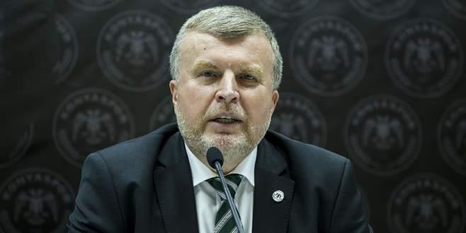 Süper Lig ekibinin başkanına şok!