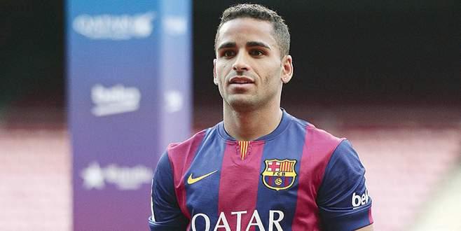 Timsah Barça'dan Douglas'ı istedi