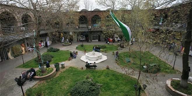 Bursa'da tarihe tanıklık eden mekan