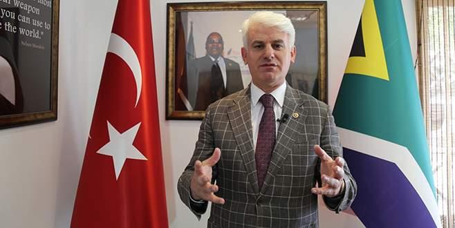 Şahin: Afrika Türk yatırımcıyı bekliyor
