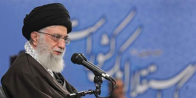 Hamaney'den Irak ve Suriye'ye müdahale yorumu