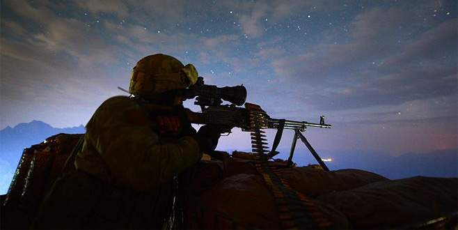 Bir haftalık terör operasyonları bilançosu