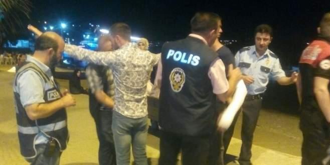 Bursa'da 150 polisle huzur operasyonu!