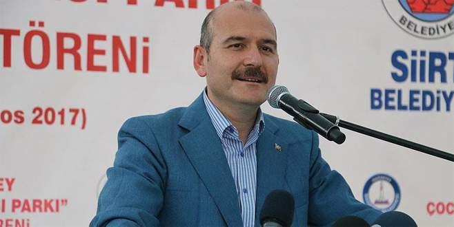 İçişleri Bakanı Soylu'dan 'görevlendirme' açıklaması