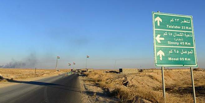 Telafer'i DEAŞ'tan kurtarma operasyonu