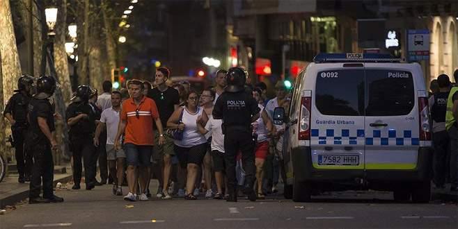 Barselona'daki saldırıda yaralanan Türkten teşekkür mesajı