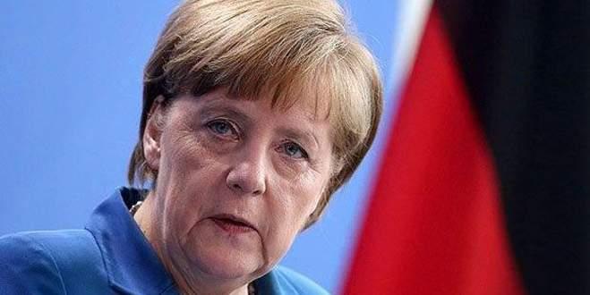 Merkel'den yeni Türkiye açıklaması: Müsamaha göstermeyeceğiz