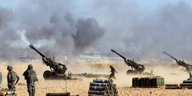 Lübnan'dan DEAŞ'a karşı operasyon