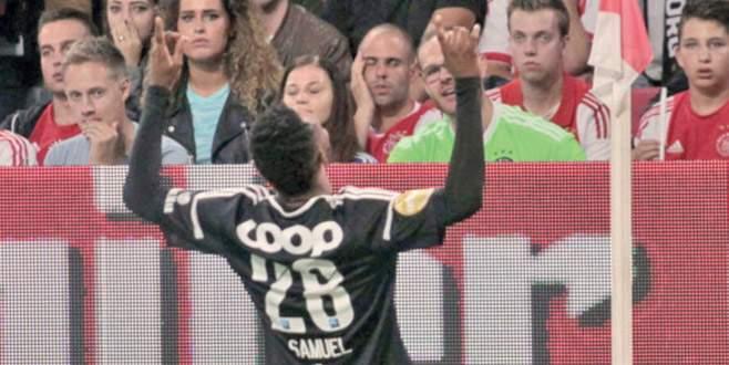 Samuel golle başladı