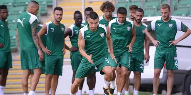 Bursaspor, Alanyaspor maçına hazır