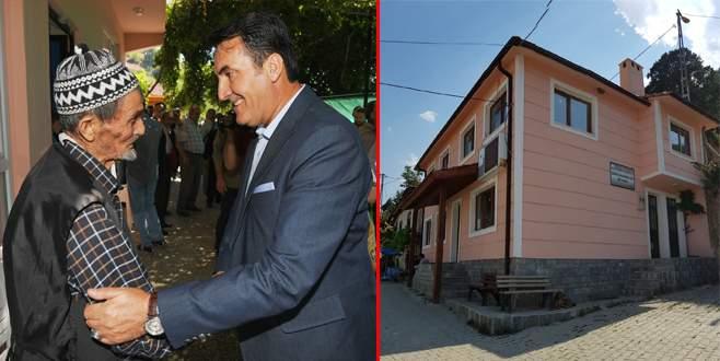 Osmangazi'den kırsala hizmet yağmuru