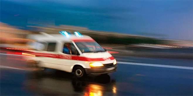Üçüz çocuklardan biri balkondan düşerek hayatını kaybetti