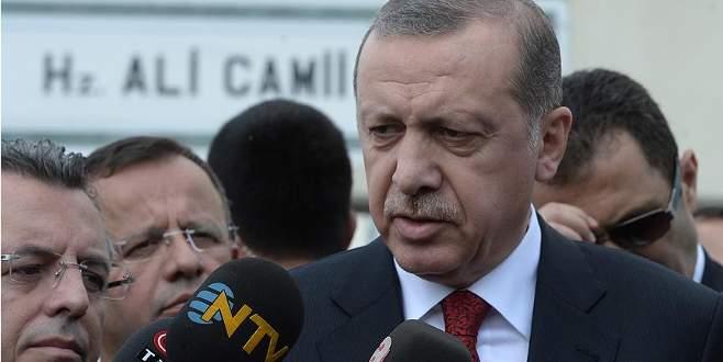 Erdoğan'dan Almanya'daki Türklere çok önemli çağrı