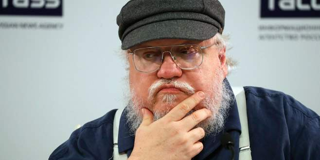 'Game of Thrones'un yaratıcısı Rus kalesinde