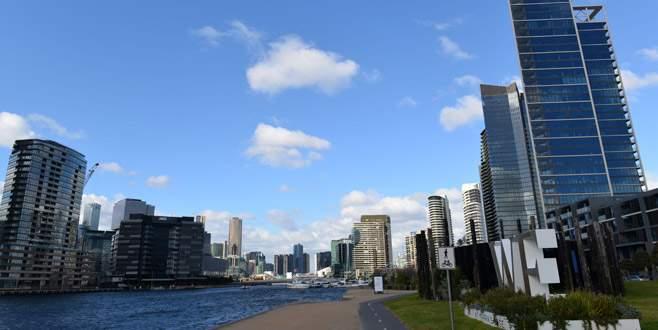Rüya kent Melbourne