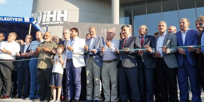 İHH Afet Koordinasyon Merkezi açıldı