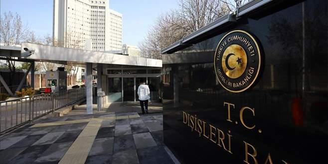 Türkiye, İspanya'daki terör saldırılarını lanetledi