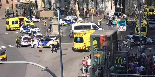 İspanya'da terör saldırısı: 13 ölü, en az 100 yaralı