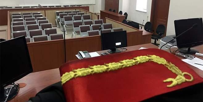 Mahkeme başkanından FETÖ sanıklarına tepki