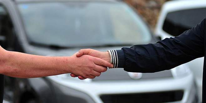 İkinci el araç satışında 'akraba' oyunu