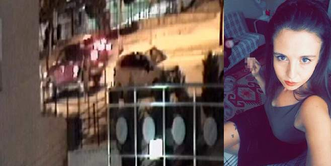 Kız arkadaşına otomobille bilerek çarptı! İşte cezası…