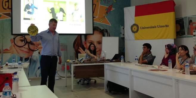 BTM'de uluslararası matematik çalıştayı