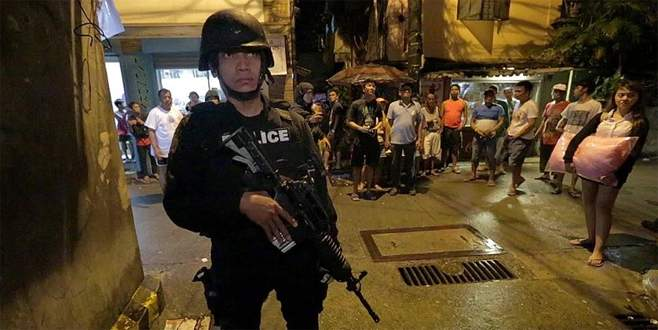 Filipinler'de uyuşturucu operasyonu: 32 ölü