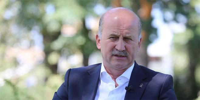 Torun gece yönetimine veda etti, Ankara'da istifayı verdi